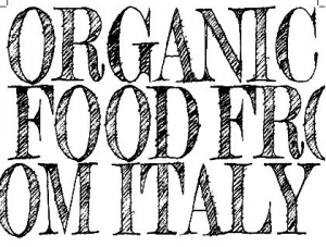 organic food from italy sel