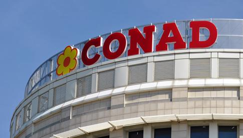 Roma A Primavalle Apre Nuovo Supermercato Conad Corriere
