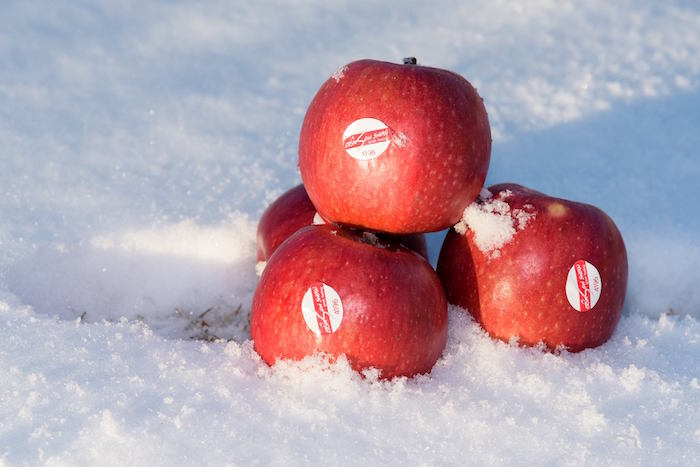 mela crimson snow nuovo partner francese corriere