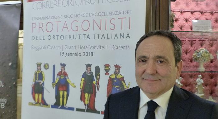 SALVATORE SECONDULFO OSCAR DELL'ORTOFRUTTA ITALIANA 2018