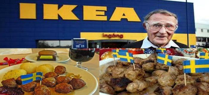 """IKEA SEMPRE PIÙ """"VEG FRIENDLY"""", NEI RISTORANTI ARRIVANO NUOVI PRODOTTI BIO E VEGETARIANI"""