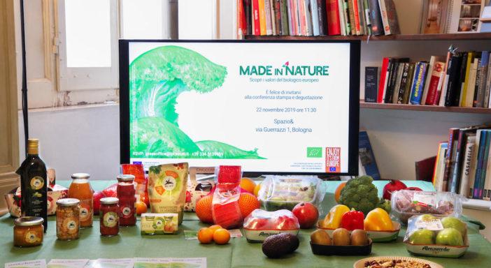 """""""MADE IN NATURE"""", DIFFERENZIAZIONE E IDENTITÀ LE CARTE VINCENTI DEL BIO ITALIANO"""