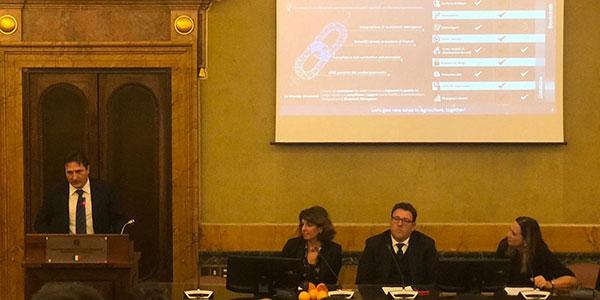 ARANCIA ROSSA DI SICILIA IGP, ARRIVA LA BLOCKCHAIN CONTRO LE CONTRAFFAZIONI