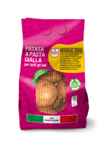 Натюрморт Patate e% CC% 80Vita Residuo Zero Romagnoli Spa carta