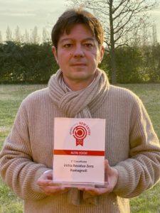 Romagnoli Giulio premio