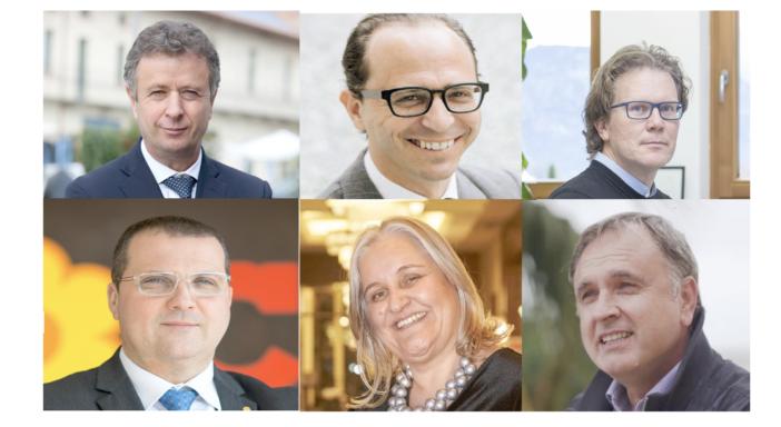 INCHIESTA SUL FUTURO: INTERVENGONO CALVINI, DONNARUMMA, GIULIANO, GUERNELLI, GUERRA E MERCURI